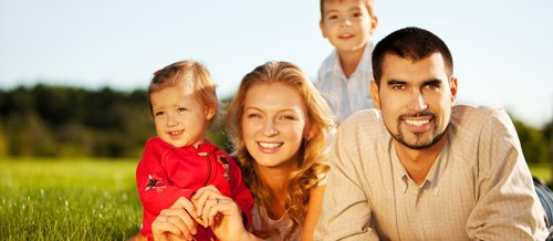Mobile tax returns for busy families